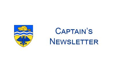 Captain's Newsletter 28th August