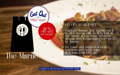 Eat Out to Help Out The Marne