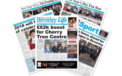 B&ER Golf Club to feature in Beverley Life